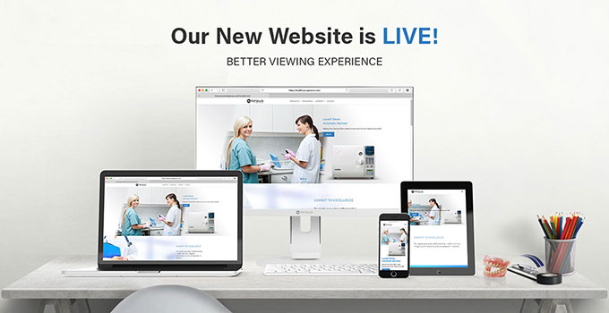 Introducing New AG Neovo Healthcare Website!